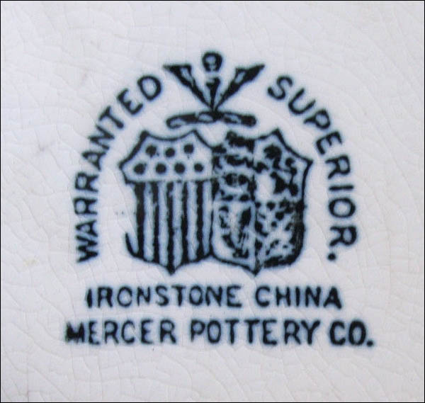 Mercer Pottery